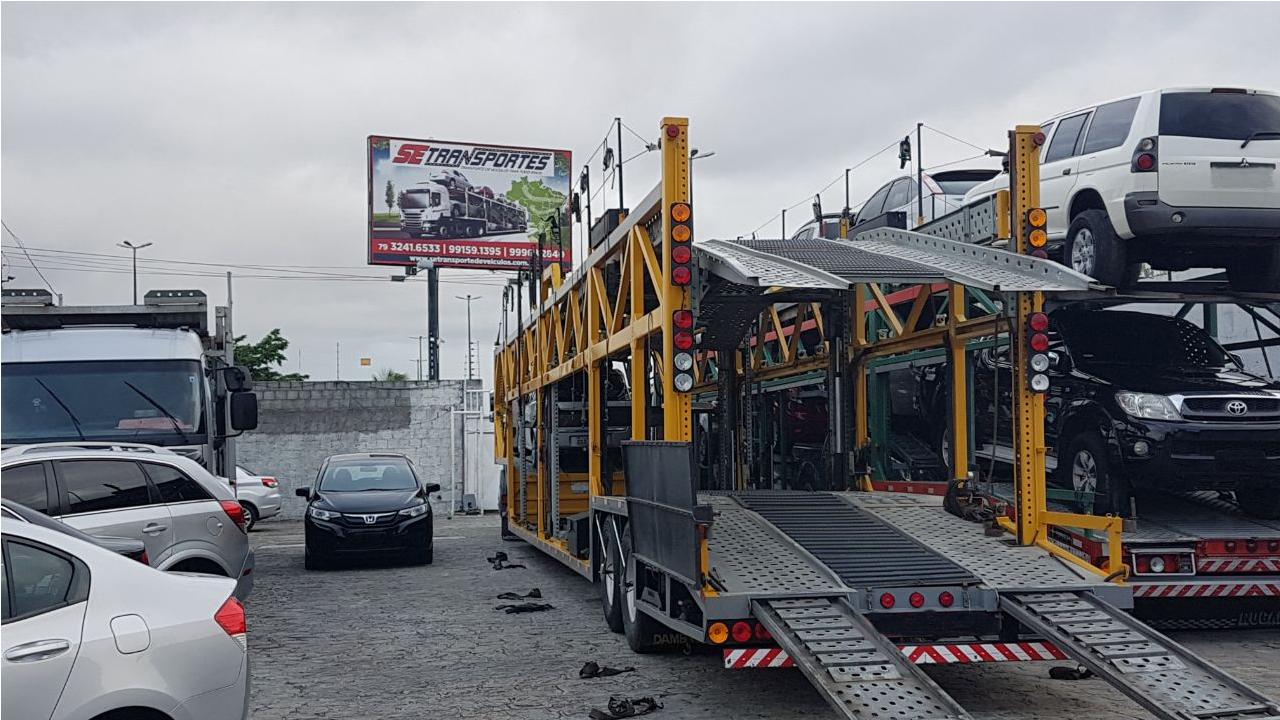 Transporte de Veículos